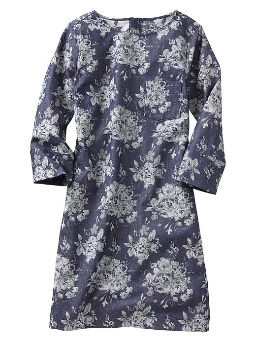 GAP dress Floral jacquard